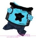 "Lim010674 Overal ""Stars"" wblue"