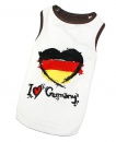 Lim010603 T-Shirt Germany white