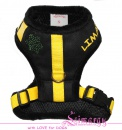 Lim04003-2 Harness Diam sport black/yellow