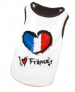 Lim010602 T-Shirt France white