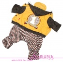 Lim010587-2 Raincoat Ring yellow