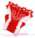 Lim010549 Underwear Wings red