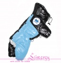 "Lim010682 Winter overal ""Street"" blue/black"