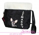 Lim020009Toy  Bag 'Manto-Toy' black