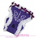 Lim010549-3 Underwear Wings violet