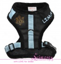 Lim04003 Harness Diam sport black/blue