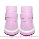 "Lim167002 Boots  ""Lac"" pink"