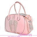 Lim020011 Bag 'Wings' pink