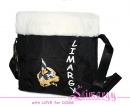 Lim020009Chi  Bag 'Manto-Chi Hua' black
