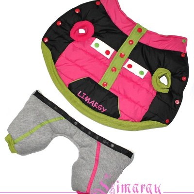 Lim010582 Overal LimSPORT Limargy pink