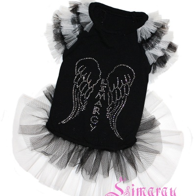 Lim010598 Dress Diam Angel black