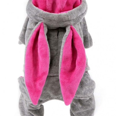 Lim010337G Overal Rabbit grey