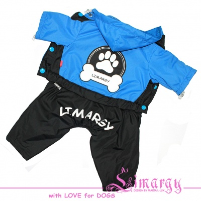 ES01002 Raincoat Bone blue